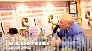 img video thierry roland